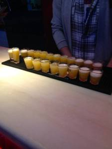 21 free shots at ROA!