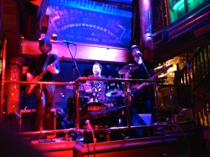 Live music at The Porterhouse in Dublin
